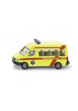 Siku 10 - Ambulans wer. polska S1083