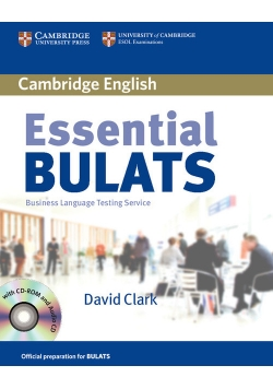 Essential BULATS with +2 CD