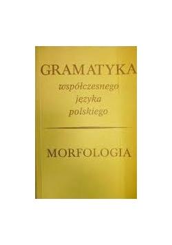 Gramatyka współczesnego języka polskiego Morfologia