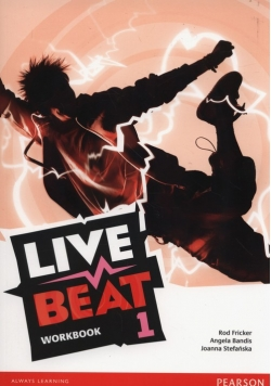 Live Beat 1 Workbook +CD