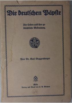 Die deutschen Papste, 1916 r.