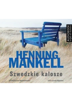 Szwedzkie kalosze. Audiobook