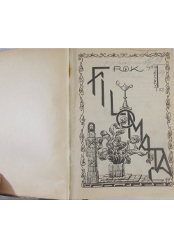 Filomata, 1930r.