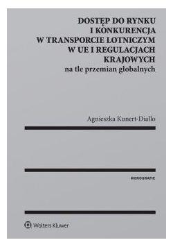 Dostęp do rynku i konkurencja w transporcie...
