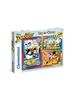 Puzzle SuperColor Duck Tales 3x48