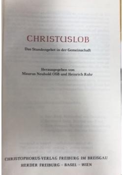 Christuslob
