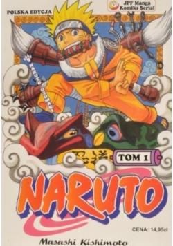 Naruto, tom 1