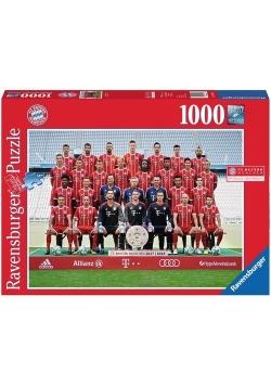 Puzzle FC Bayern sezon 2017/18 1000