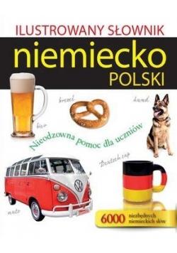 Ilustrowany słownik niemiecko-polski w.2017