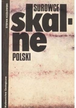 Surowce skalne Polski