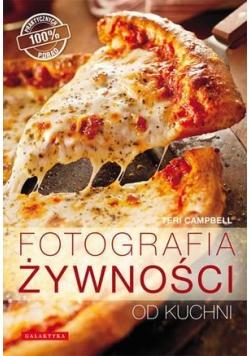 Fotografia żywności od kuchni