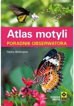 Atlas motyli. Poradnik obserwatora. Wyd. II