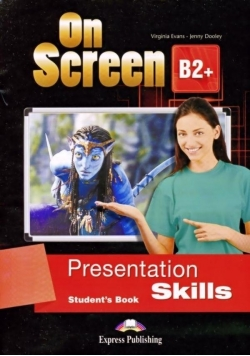 On Screen B2+ Presentation skills SB