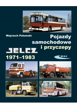Pojazdy samochodowe i przyczepy Jelcz 1971-1983