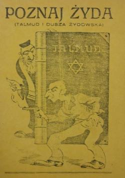 Poznaj żyda, 1937r.