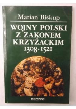 Wojny Polski z Zakonem Krzyżackim 1308-1521