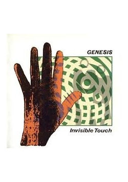 Invisible Touch, płyta CD