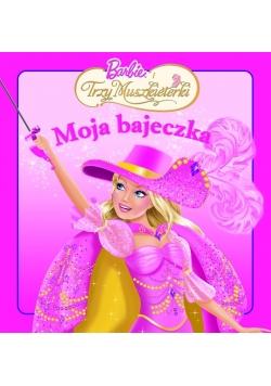 Moja bajeczka - Barbie i trzy muszkieterki.