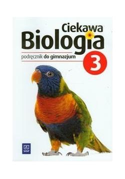 Ciekawa biologia 3, podręcznik