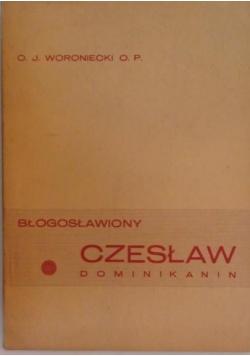 Błogosławiony Czesław Dominikanin 1947