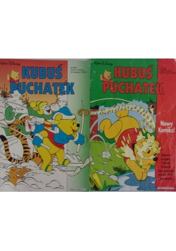 Kubuś Puchatek, nr 1/3 1992r.