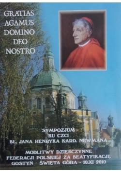 Gratias Agamus Domino deo Nostro