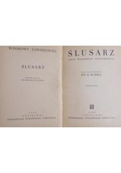 Ślusarz , 1949 r.
