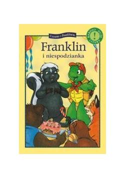 Franklin i niespodzianka. Czytamy...
