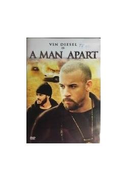 A man apart, płyta DVD