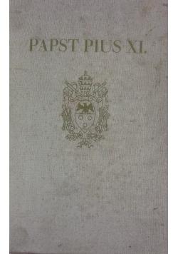 Papst Pius XI, 1929r.