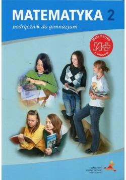Matematyka z plusem 2 Podręcznik