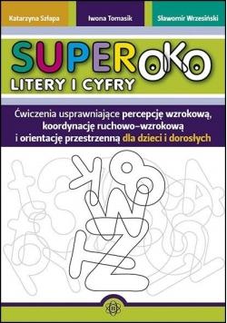 Superoko. Litery i cyfry