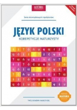 Korepetycje maturzysty. Język polski