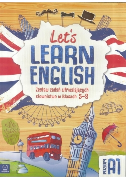Let's learn English A1 kl.5-8