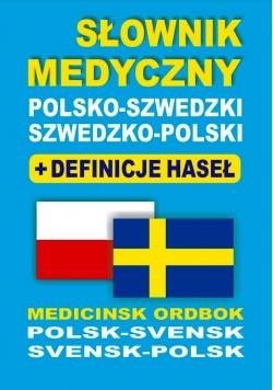 Słownik medyczny szwedzki + definicje BR