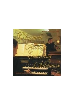W kręgach Alleluja, płyta CD