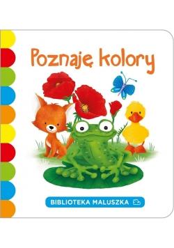 Biblioteka Maluszka.Poznaję kolory