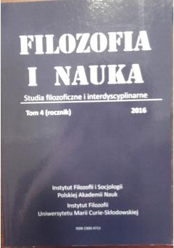 Filozofia i nauka, Tom IV