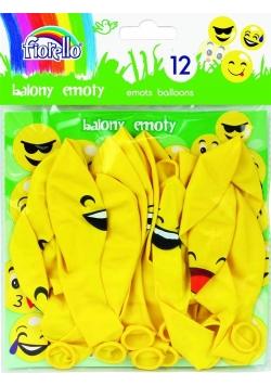 Balony Emoty Party FIORELLO
