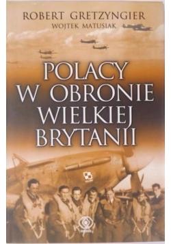 Polacy w obronie Wielkiej Brytanii