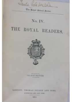 The royal readers, 1904r