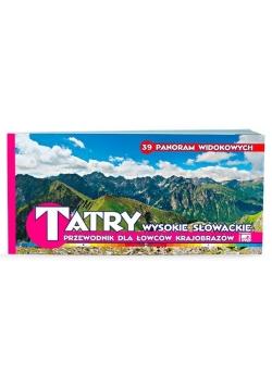 Panoramy widokowe TATRY Wysokie Słowackie WIT
