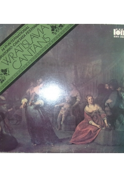 Wratislavia cantans, płyta winylowa