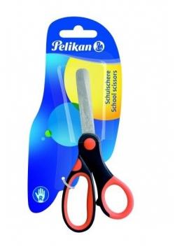 Nożyczki ergonomiczne Supersoft 5cm PELIKAN
