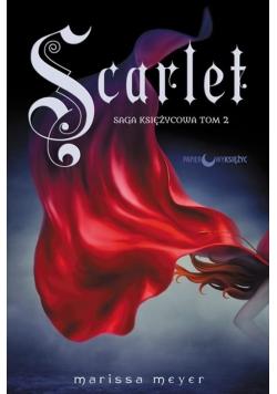 Scarlet Saga Księżycowa Tom 2