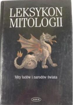 Leksykon mitologii. Mity ludów i narodów świata