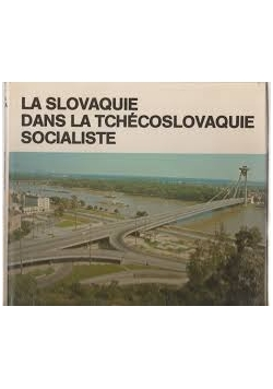 La slovaquie dans la tchecoslovaquie socialiste