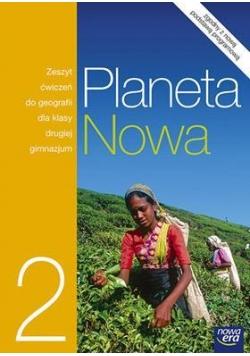 Geografia GIM 2 Planeta Nowa ćw  NE