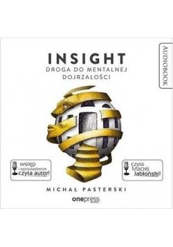 Insight. Droga do mentalnej dojrzałości audiobook