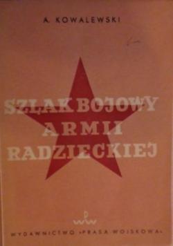 Szlak bojowy armii radzieckiej
